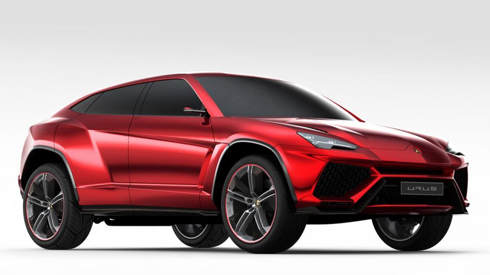 Lamborghini Urus má zaujmout ženy - Obrázek 1
