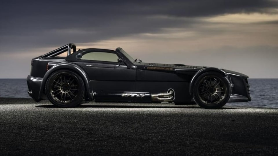Donkervoort D8 GTO Bare Naked Carbon
