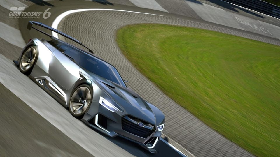 Subaru Viziv GT Vision Gran Turismo - Obrázek 7