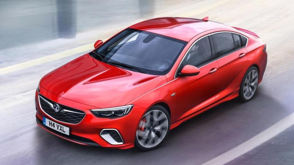Opel Insignia GSi 8