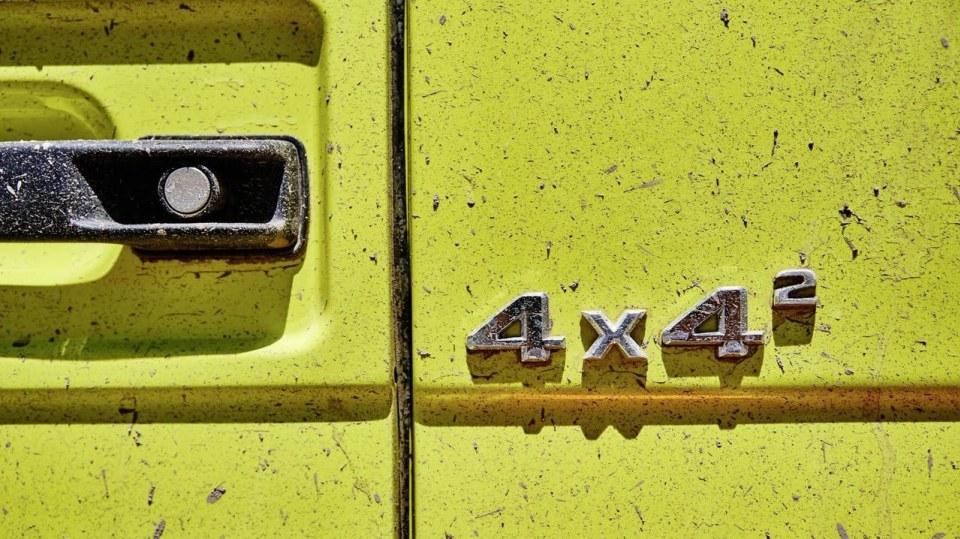 Mercedes-Benz G500 4x4^2