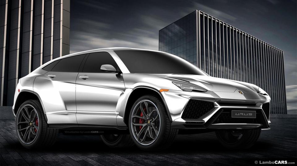 Lamborghini Urus má zaujmout ženy - Obrázek 11