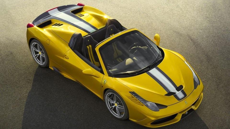 Ferrari 458 Speciale A - Obrázek 3