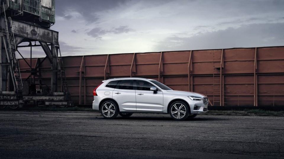 Volvo XC60 2018 Polestar 1