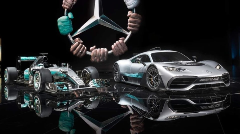 Mercedes-AMG Project ONE 9