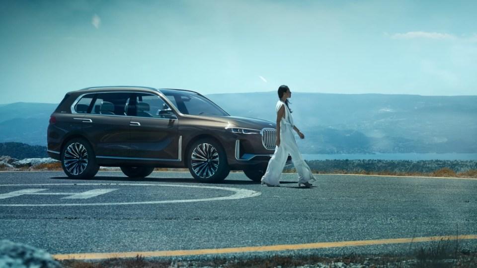 BMW Concept X7 iPerformance 9
