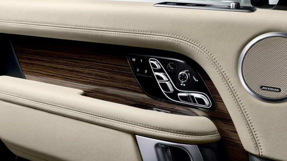 Range Rover facelift 5