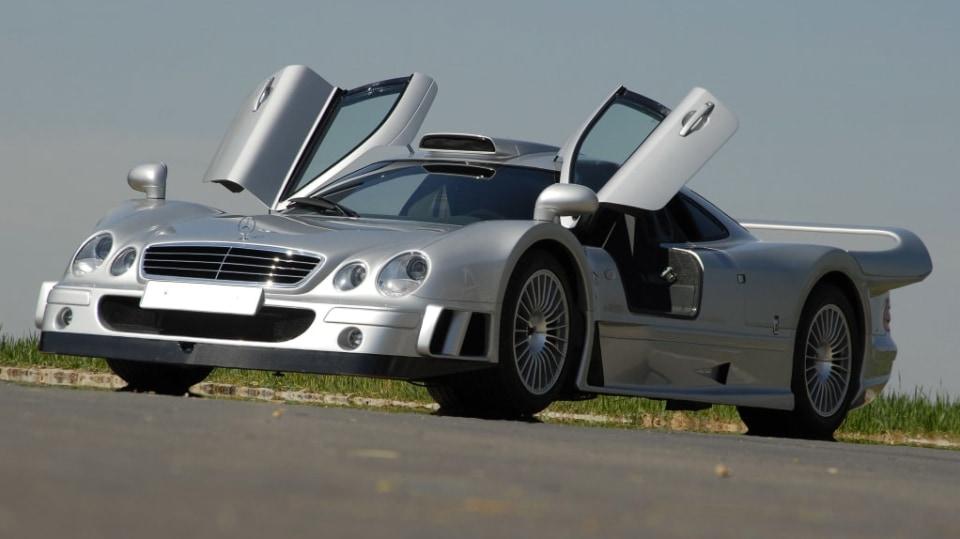 Mercedes-Benz AMG CLK GTR 10
