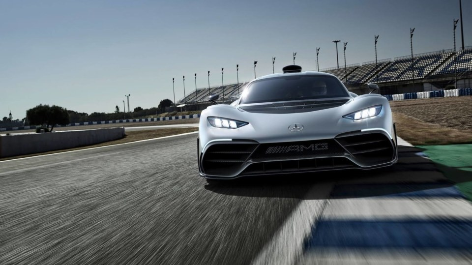 Mercedes-AMG Project ONE 1