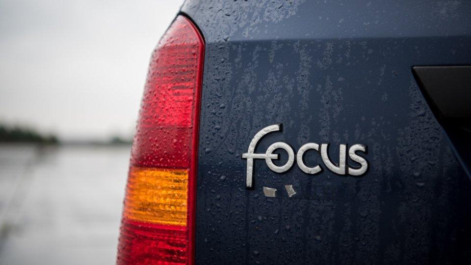 Ford Focus Combi 1.8 TDCI exteriér 6