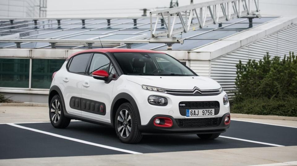 Citroën C3 1.2 PureTech exteriér 2