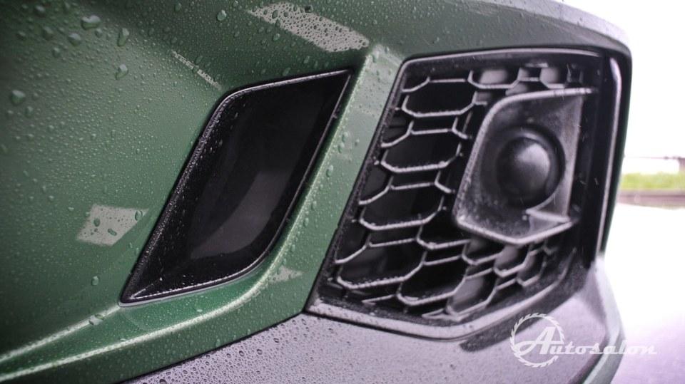 Audi RS5 - zelená, kterou budou zelení nenávidět 22