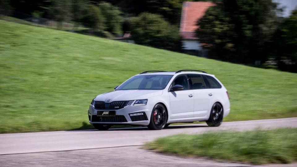 Škoda Octavia od ABT dostala 315 koní. 3