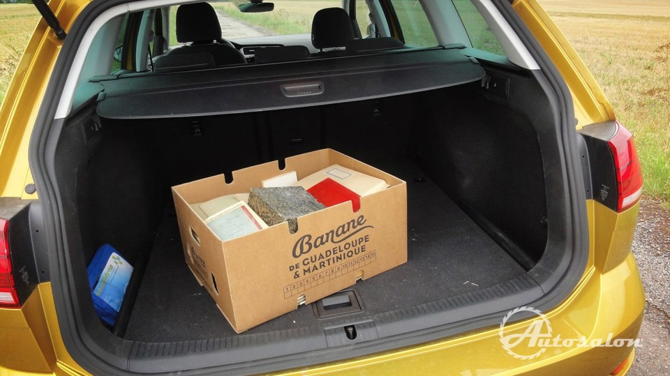 VW Golf Variant 1,5 TSI 4