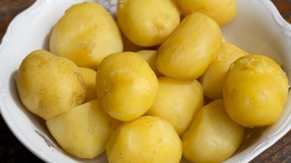 Jak zpracovat zbytky jídla: brambory