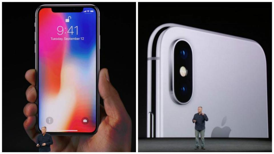 Tohle je iPhone X!