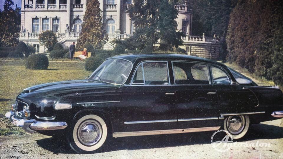 Tatra 603 1