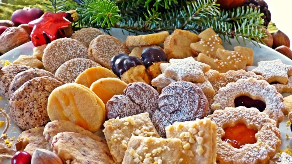 Vánoční cukroví díky koření léčí