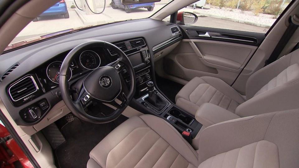 Test ojetého VW Golf 11