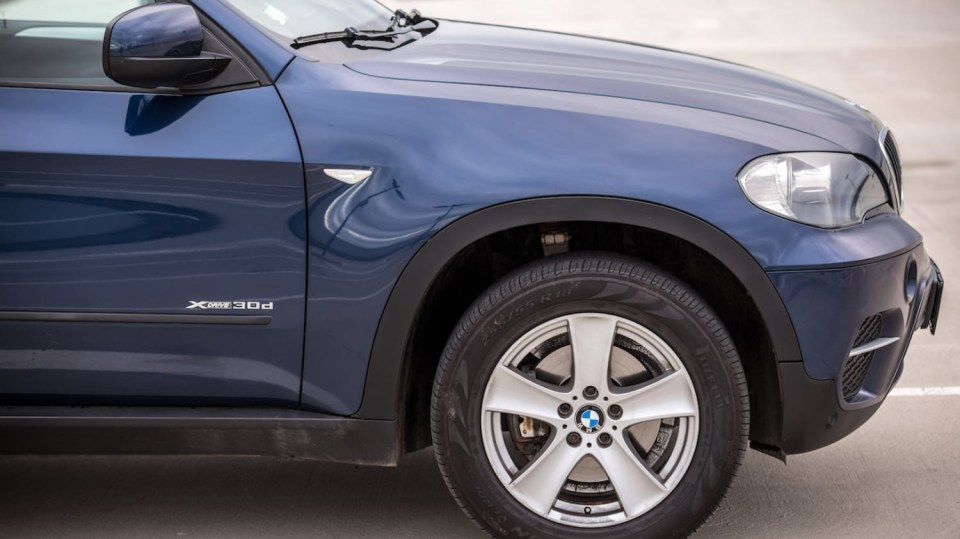 BMW X5 xDrive30d exteriér 7