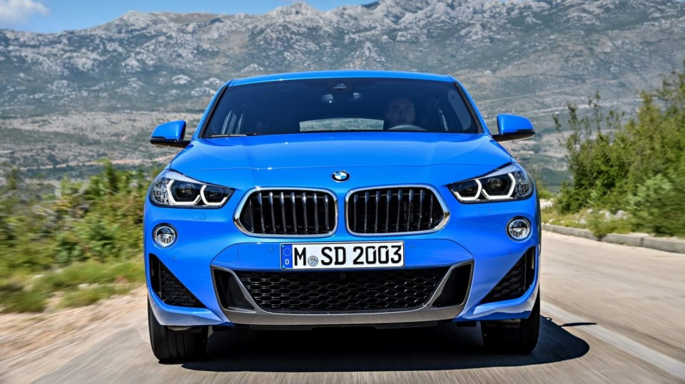 BMW X2 25