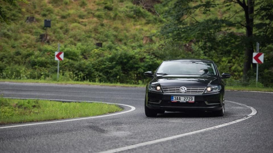 Ojetý Volkwagen CC jízda 6