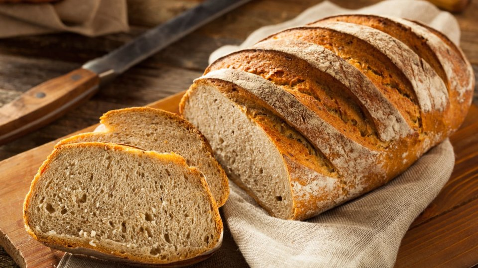 Jak zužitkovat starý chleba 1