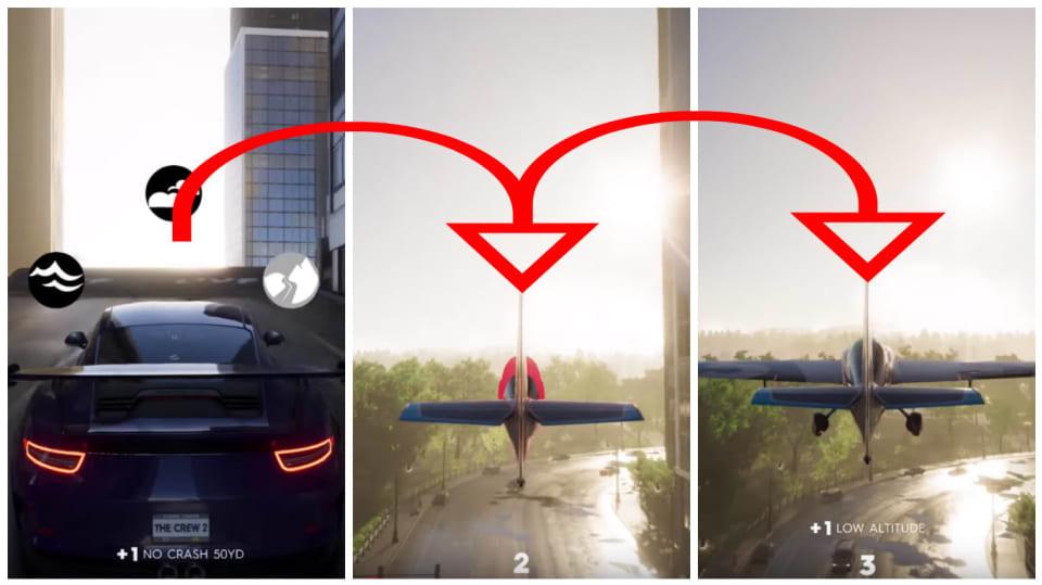 Závodní hra The Crew 2 umožní plynulou transformaci dopravních prostředků