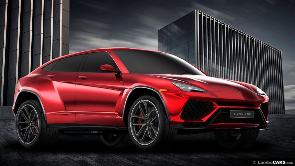 Lamborghini Urus má zaujmout ženy - Obrázek 21