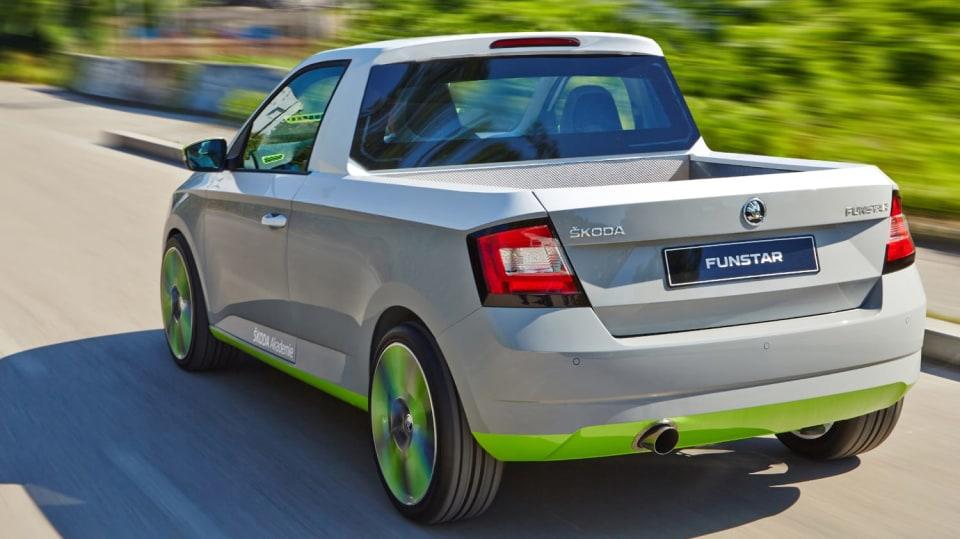Koncept Škoda FunStar z roku 2015 3