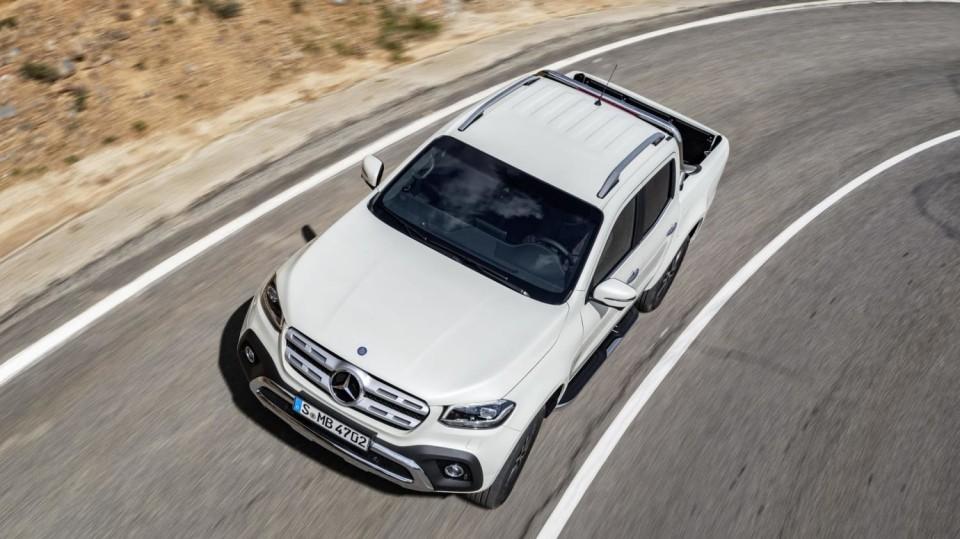 Mercedes-Benz třídy X 5
