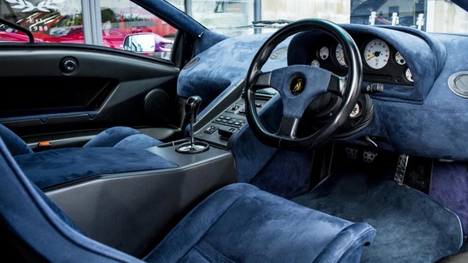 Lamborghini Diablo Jay Kaye 6