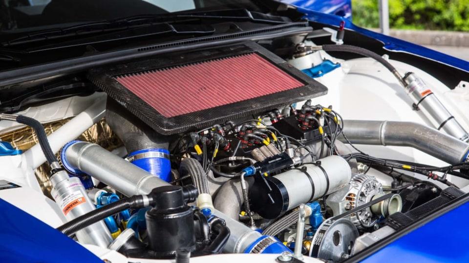 Speciál Subaru pro rekord na Nürburgringu 13