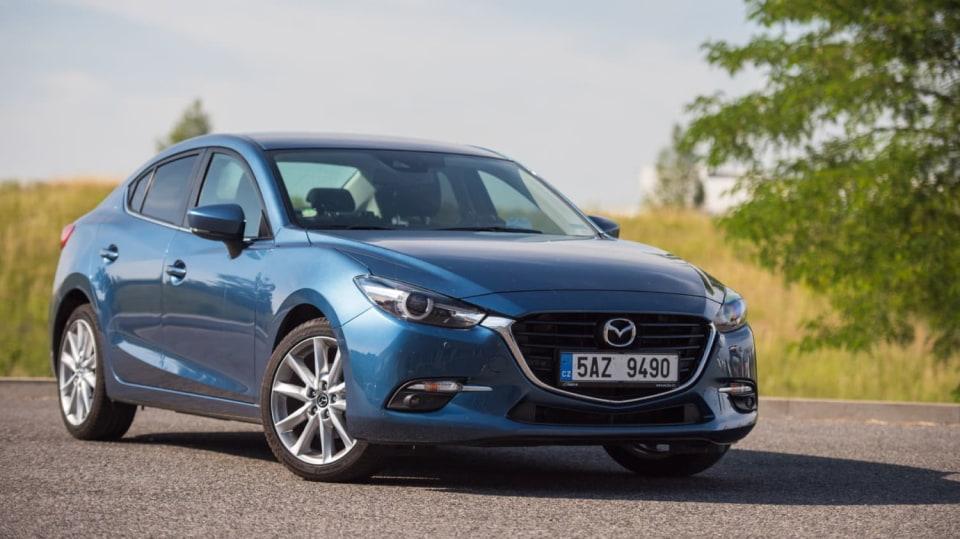 Mazda 3 má sportovní ambice. 10