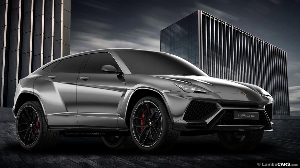 Lamborghini Urus má zaujmout ženy - Obrázek 13