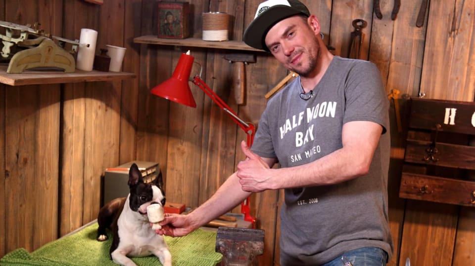 Jak připravit domácímu mazlíčkovi osvěžující pochoutku: Zdravý nanuk pro pejsky 1