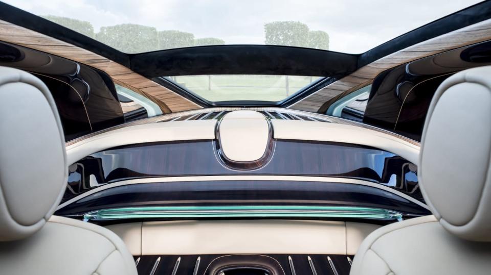 Nejdražší auto světa. Rolls-Royce Sweptail 4