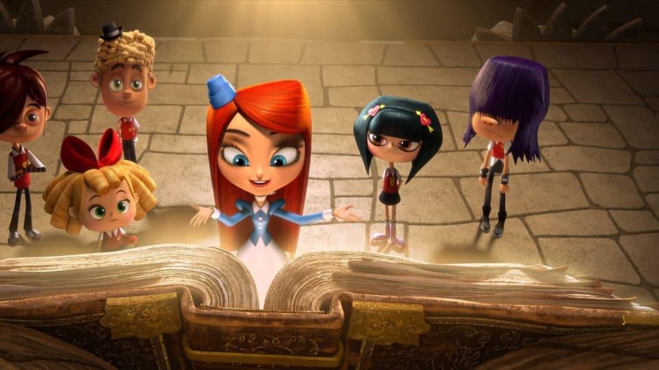 Animovaný film Kniha života