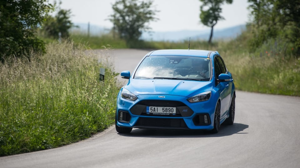 Takhle jsme proháněli nový Focus RS 7