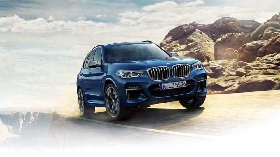 BMW X3 2018 FG01 4
