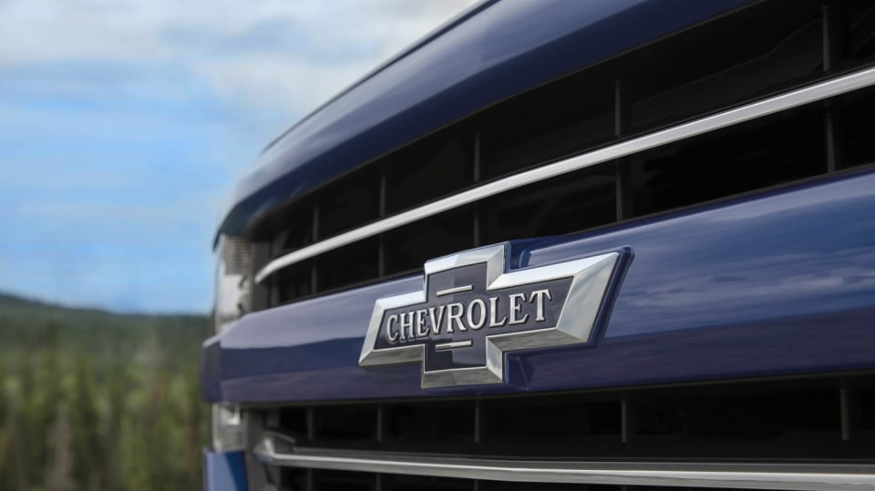 Chevrolet Colorado a Silverado ve výroční edici Centennial. 1
