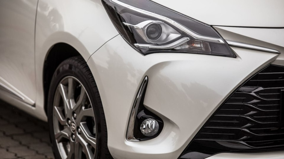 Toyota Yaris 1.5 VVT-iE exteriér 6