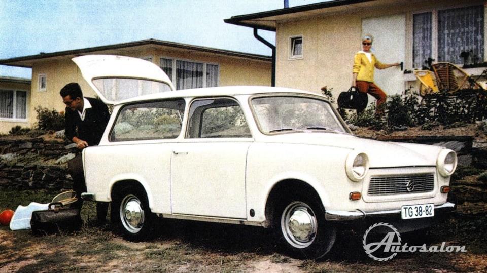 Trabant 601 10