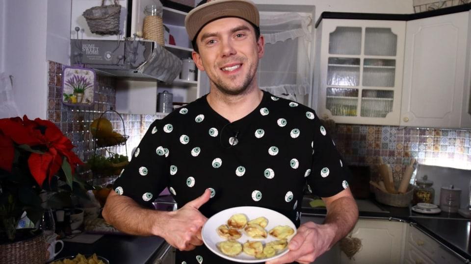 Vychytaný recept Ládi Hrušky na domácí bramborové chipsy