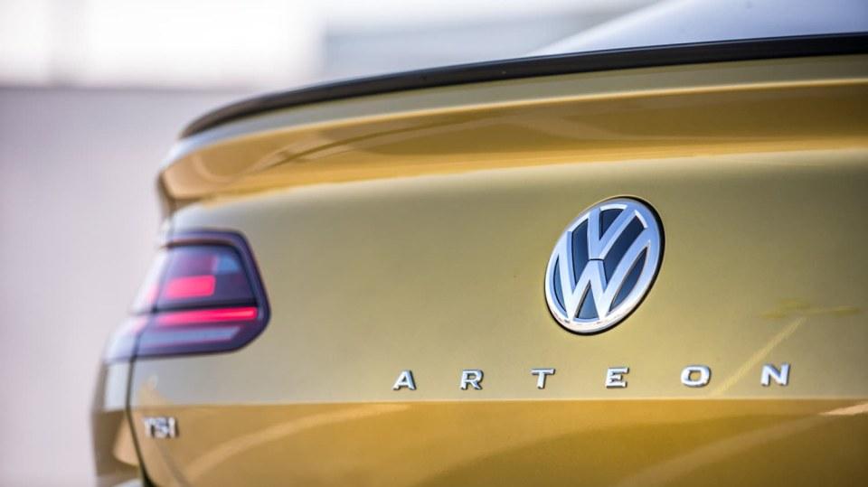 Volkswagen Arteon R-Line 2.0 TSI exteriér 6