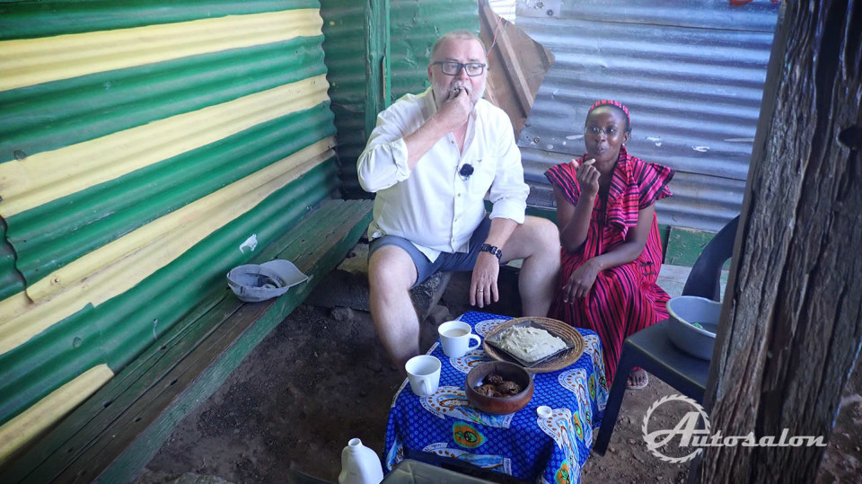 Penny nás hostí tradičním jídlem