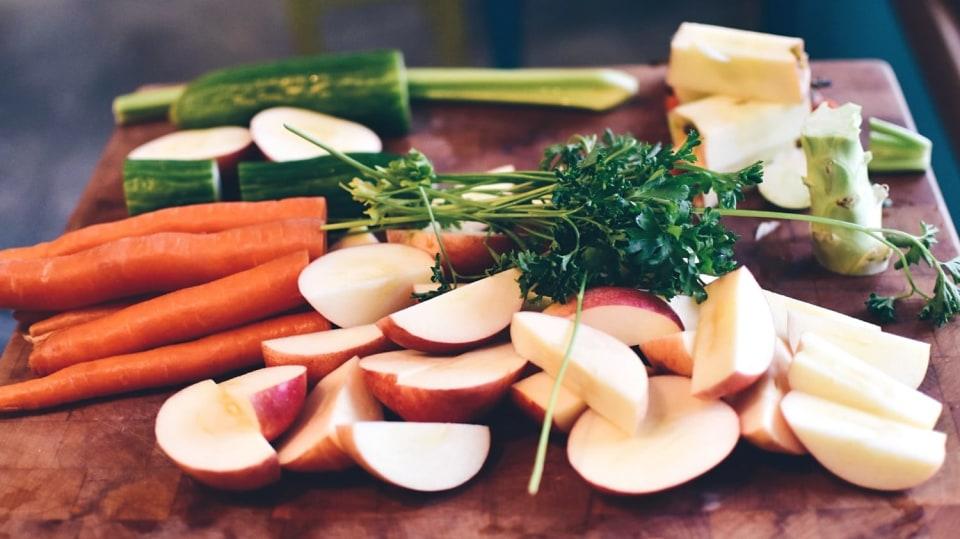 5 prima tipů, jak zpracovat ovoce a zeleninu beze zbytku