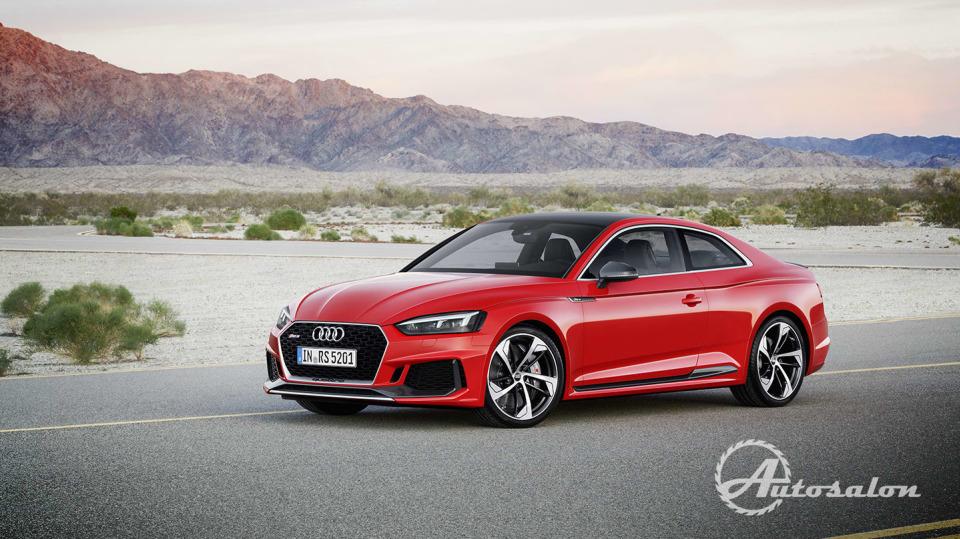Audi RS5 6
