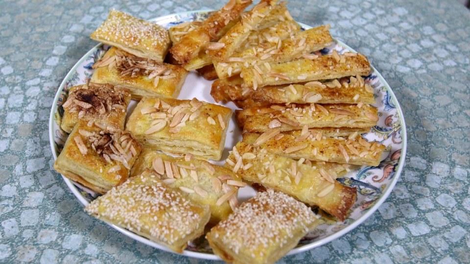 Z domácí listového těsta můžeme upéct spoustu sladkých i slaných dobrot