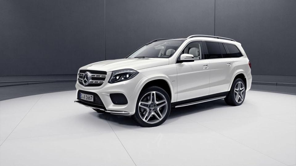 Mercedes-Benz GLS Grand Edition 6